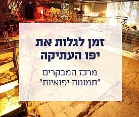 מרכז המבקרים תמונות יפאיות