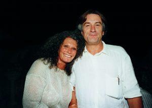 אילנה ורוברט דה נירו