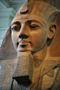 רעמסס השני מוזיאון הבריטי לונדון