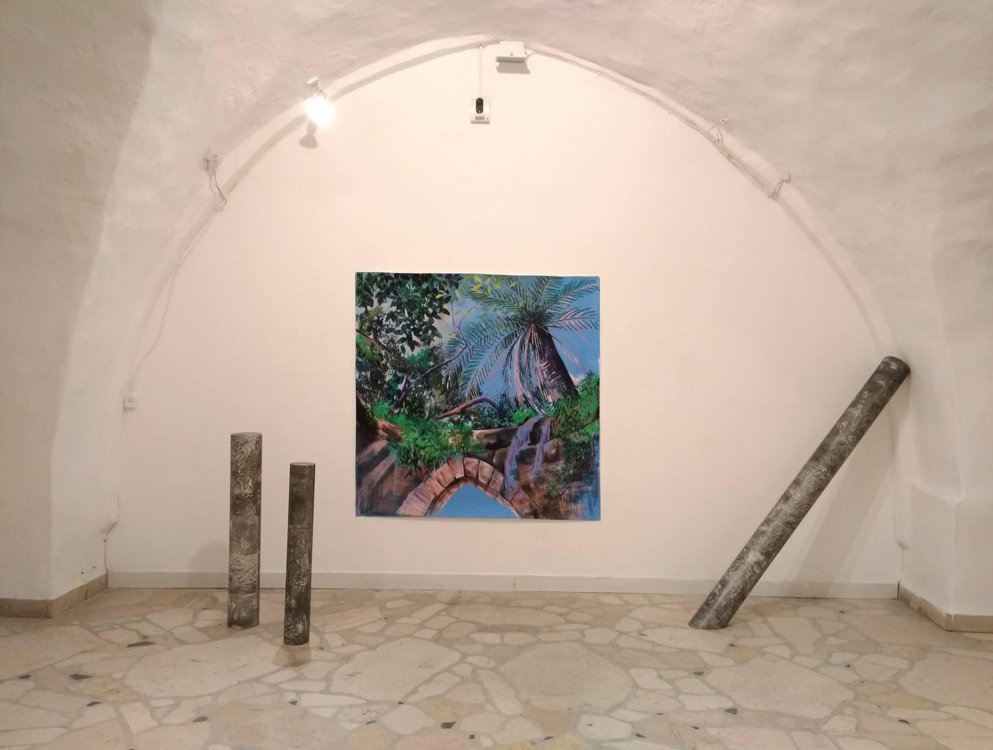 מתוך התערוכה חצר אחרוית. צילום זוהר רון