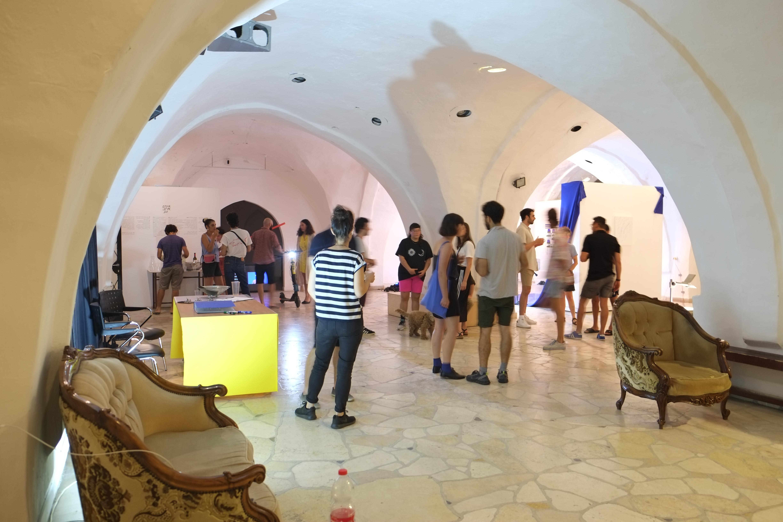 צילום באירוע באתר