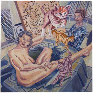 ציור של נעמי טנהאוזר